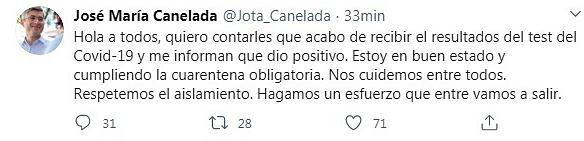 CANELADA OK