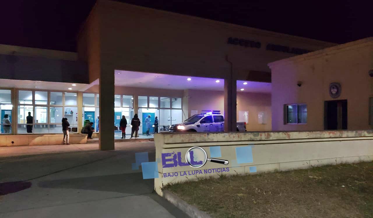 aguilares hospital