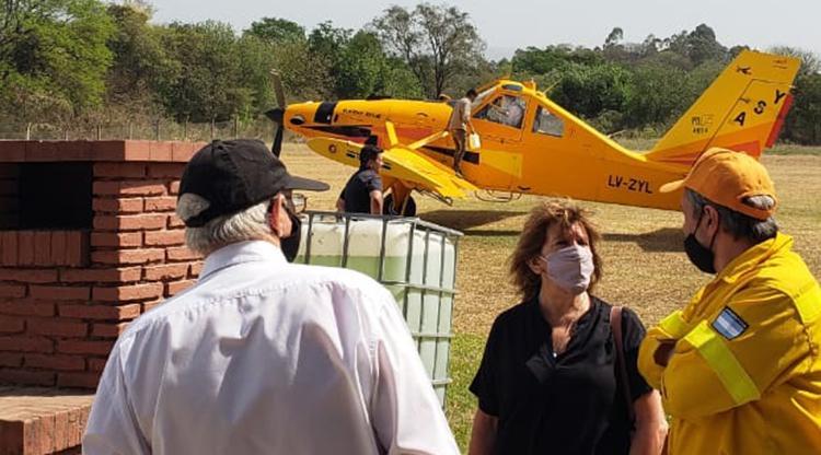 Silvia-Perez-Aeroclub-San-Javier-incendios-forestales-2