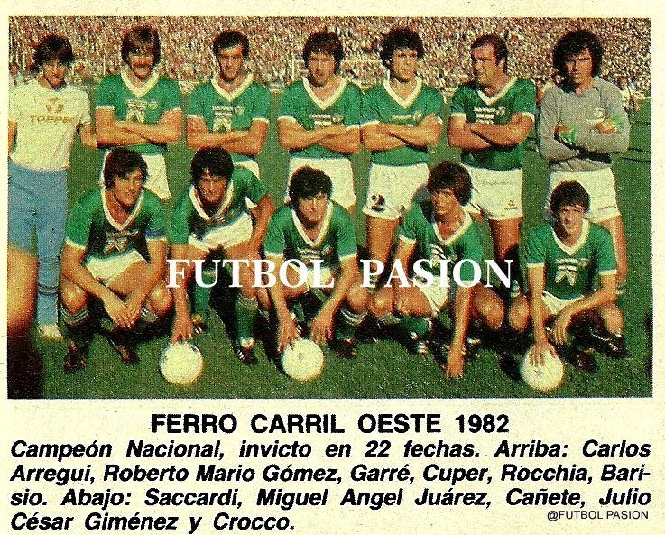 ferro 1982 oii