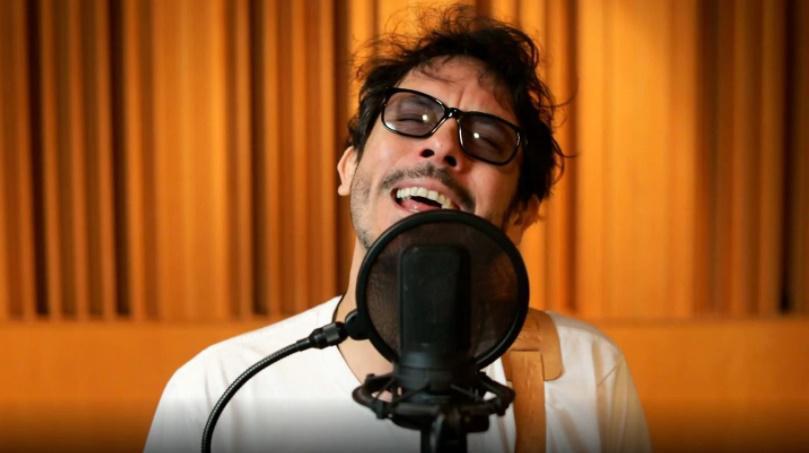 Lisandro Aristimuño fue uno de los artistas que participó de los 16 musicales (Foto: prensa)